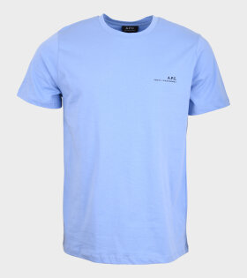 A.P.C - T-shirt Item Blue