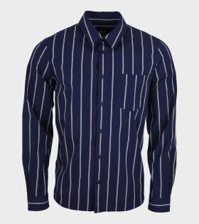 A.P.C - Chemise Shirt Navy