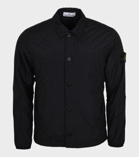 Stone Island - Patch Jacket Black