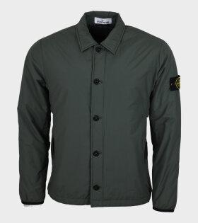 Stone Island - Patch Jacket Green