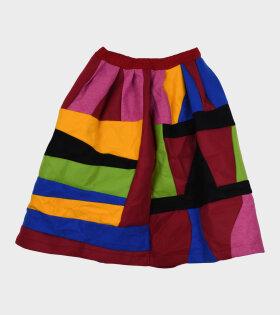 Comme des Garcons - Multicolour Skirt Multi