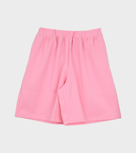 Comme des Garcons Girl - Loose Fit Shorts Pink