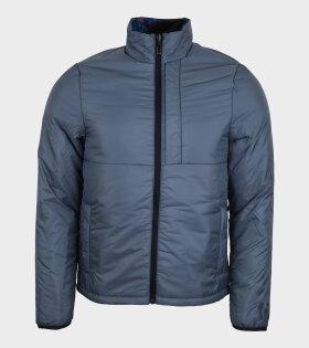 Paul Smith - Wadded Reversible Jacket Blue