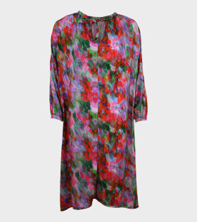 Cinnamon Jersey Dress Cherry Sprinkles - dr. Adams