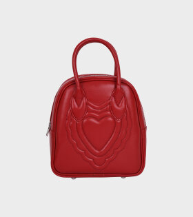 Comme des Garcons Girl - Small Heart Bag Red