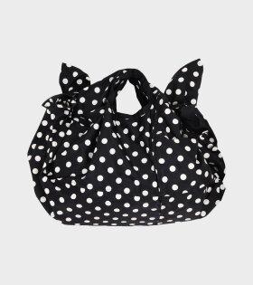 Comme des Garcons Girl - Dotted Bag Black