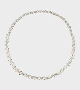 Niels Monies - Ocean Chain Silver 55 cm