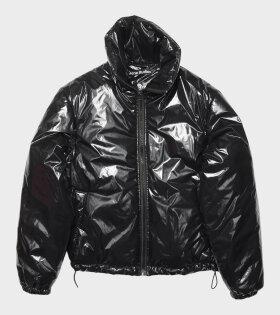 Acne Studios - Nylon Puffer Jacket Black