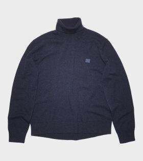 Acne Studios - Turtleneck Sweater Navy