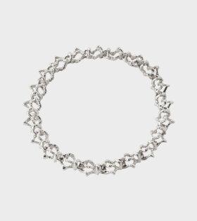 Niels Monies - Ocean Bracelet Silver 17 cm