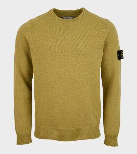 Stone Island - Classic Knit Green