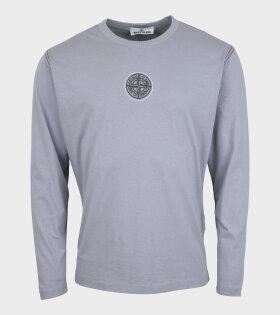 Stone Island - Compas LS T-shirt Grey