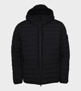 O-Cotton / R-Nylon Tela Jacket Black