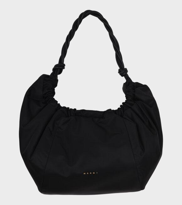 Marni - Puffy Bag Black