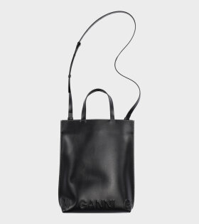 Banner Bag Black - dr. Adams