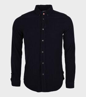 Paul Smith - Light Velvet Shirt Navy