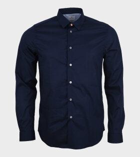 Paul Smith - LS Shirt Slim Fit Navy