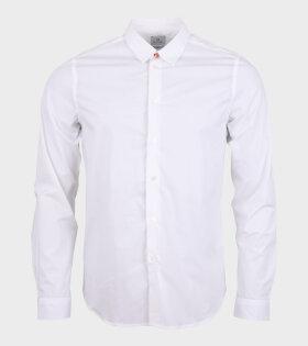 Paul Smith - LS Shirt Slim Fit White