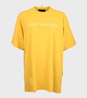 Marc Jacobs - The Big T-shirt Pomelo Yellow