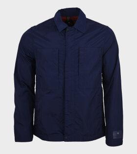 Nylon Jacket Navy