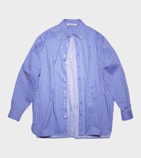 Acne Studios - Striped Shirt Blue/White