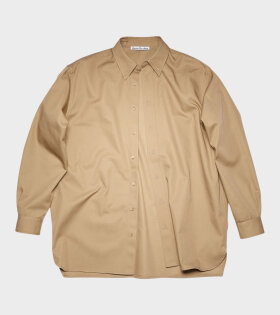 Acne Studios - Long Sleeve Shirt Sand Beige