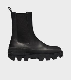 Coralyne Ankel Boots Black