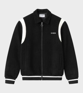 X BOC College Jacket Black