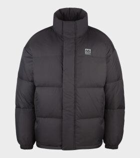 Dyngja Down Jacket Black