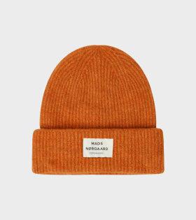 Mads Nørgaard  - Anju Hat Apricot Orange