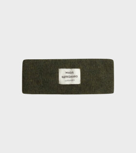 Mads Nørgaard  - Ashley Headband Rifle Green