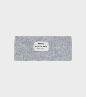 Mads Nørgaard  - Ashley Headband Light Grey