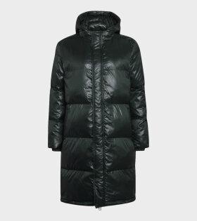 Mads Nørgaard  - Jolene Shiny Jacket Scarab