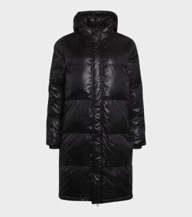 Mads Nørgaard  - Jolene Shiny Jacket Black