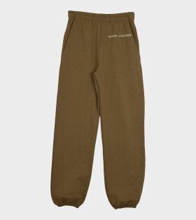 Marc Jacobs - The Sweatpants Slate Green