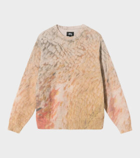 Wings Print Sweater Multicolor