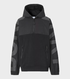 Burberry - Manfred Hooded Top Black