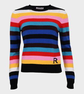 Joy Striped Knit Multicolor