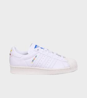 Superstar W White/Multicolor