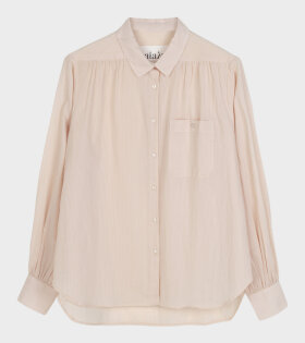 Aiayu - Anna Long Sleeve Line Vanilla