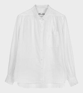 Aiayu - Anna Long Sleeve Line White