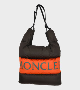 Moncler - Legere Tote Large Olive Green/Red