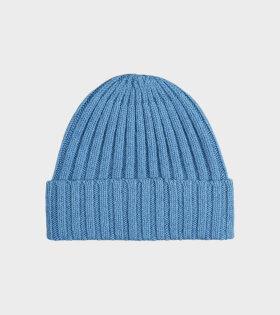 Plain Ribbed Hat Fiji