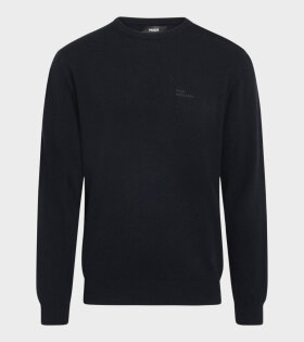Mads Nørgaard  - Eco Wool Karsten Sweater Sky Captain