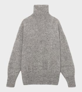 Skall Studio - Issy Knit Grey