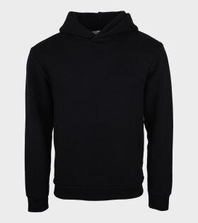 Acne Studios - Hooded Sweatshirt Black