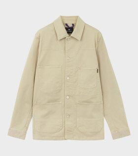Chore Jacket Beige