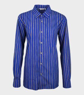 Jokapoika Shirt Blue/Sand
