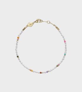 Anni Lu - Tutti Bracelet White