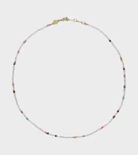 Anni Lu - Tutti Necklace White